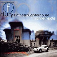 Fury in the Slaughterhouse Home Inside Limited Edition Neu OVP Sealed