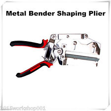 Portable Metal Channel Letter Bender Bending Tool Shaping Pliers