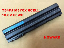 60wh Original Battery for Dell Latitude E6420 E6520 E6430 T54FJ M5y0x 3121163