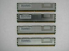 16GB (4x 4GB) PC2-5300F DDR2 667MHz FB DIMM Apple Mac Pro Dual/Quad Core Me