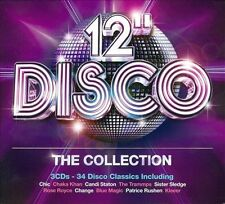 12-Inch Disco: The Collection [CD New]