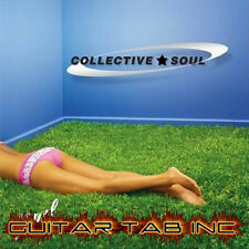 Collective Soul Guitar Tab YOUTH Lessons on Disc