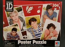 BRAND NEW 1D One Direction Poster Puzzle Limited Collectors Edition !!!