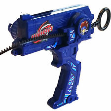 Beyblade Duotron Dual Launcher / Ripper, BLUE WBBA Version - USA SELLER!