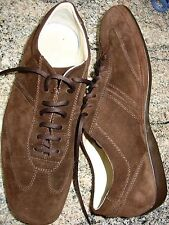 STONEFLY MEN'S BROWN SUEDE CASUAL SHOES sz 45 US 12