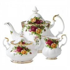 Royal Albert Old Country Roses 3Pc Tea Set