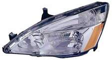 New Honda Accord 2003 2004 2005 2006 2007 left driver headlight head light