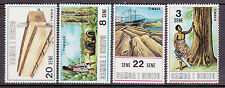 1971 Samoan Timber Industry- MUH Complete Set
