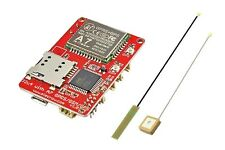 Atmega32u4 with A7 GPRS GSM GPS Board | Vehicle Tracking System Dev. Board