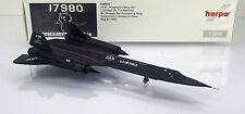 "Herpa Wings 556873 USAF Lockheed sr-71a Blackbird, 9th SRW ""Rose Mary's baby-San"""