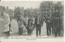 CPA-45-ORLEANS - Les Fêtes de Jeanne d'Arc 7 & 8 mai - Mgr CERETTI