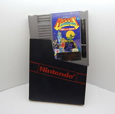 """Nintendo NES Muppet Adventure """"Chaos at the Carnval"""" Game Cartridge Works R13321"""