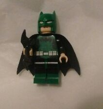 Custom Green Lantern Batman Minifigure New & Lego Compatible ! DC Comics