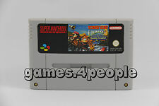 Donkey Kong Country (País) 3/III-Top Jump N Run para Super Nintendo/SNES