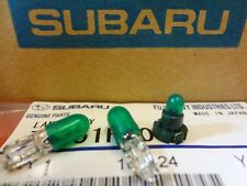 Subaru OEM AC Heater Fan Bulb Lighting Kit Impreza & Forester USA SELLER
