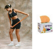 Magister REP Band LATEX-FREE Exercise XLIGHT Resistance 50 Yard Lev 1 Peach 3005