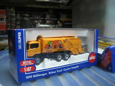 Scania Faun variopress garbage truck model HO 1/87 siku 1890 free shipping