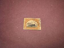 US Stamp Scott# 299 Fast Ocean Navigation 1901    C194