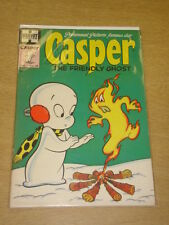 CASPER THE FRIENDLY GHOST #28 FN- (5.5) HARVEY COMICS JANUARY 1955