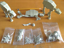 Vintage Star Wars Snap Action Scene Battle of Ice Planet Hoth