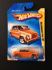 Hot Wheels VOLKSWAGEN 181 vw thing orange HW 2009 Long Card - R328