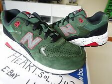 NEW BALANCE 580 Halloween Elite Edition GREEN-RED MRT580BG SZ 11.5 MENS RUNNING