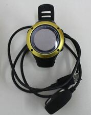 SUUNTO Ambit 2S Black & Gold GPS Watch w Heart Rate Monitor & Suunto Apps