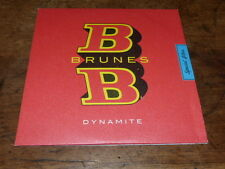BB BRUNES - CD collector 1T / 1 track promo CD !!! DYNAMITE !!!