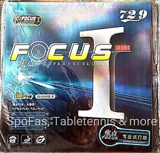 NICE PRICE --   TT-Belag Friendship 729 Focus I; neu + ovp