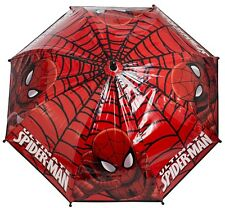 Childrens Marvel Spiderman Sombrilla burbuja Mercadería Oficial
