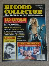 Record Collector magazine; No. 244; December 1999; Led Zeppelin, Roxy Music