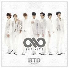 BTD Normal Edition CD INFINITE 4532612800038 CPCS-10003 NEW SEALED