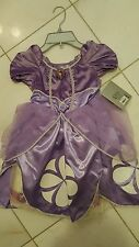 Sophia the First dress Disney Store New Size 4
