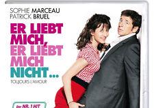 DVD * ER LIEBT MICH, ER LIEBT MICH NICHT ... - SOPHIE MARCEAU  # NEU OVP $