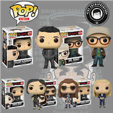 Set of 5 Funko Pop! TV: Mr. Robot PRE-ORDER! Elliot Alderson Mr. Robot & MORE!