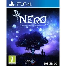 N.E.R.O (NERO) Nothing Ever Remains Obscure PS4 Game Brand New