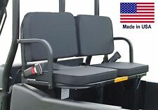 Arctic Cat UTV REAR SEATS - 300 Lbs Capacity - Safety Belts - Industrial Grade