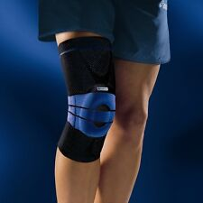 Brand NEW Bauerfeind GenuTrain Knee Support Knee Brace Titanium or Black