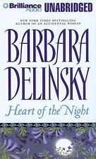 HEART OF THE NIGHT unabridged audio book on CD by BARBARA DELINSKY