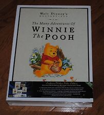 Walt Disney Adventures of Winnie the Pooh Exclusive Deluxe Video Limited Edition