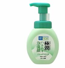Rohto Hadalabo Gokujun Skin Conditioning Hatomugi Foaming Wash 160ml