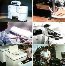 Home Economics Ironrite Washing Machine Films DVD