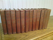 12 Volume Set Hardcover O. Henry 1922, Authorized Edition