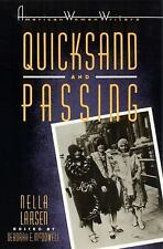 Quicksand and Passing (American Women Writers) by Nella Larsen