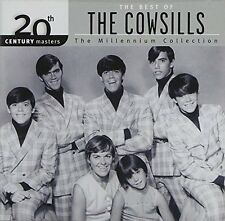 THE COWSILLS : 20TH CENTURY MASTERS: MILLENNIUM COLLECTION  (CD) Sealed