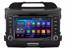 Andorid 4.4 Car DVD Player Radio GPS Navi 3G headunit For Kia sportage 2011 2012