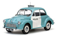 SUNSTAR 4785 MORRIS MINOR 1000 die cast model UK POLICE PANDA CAR 1963 1:12th