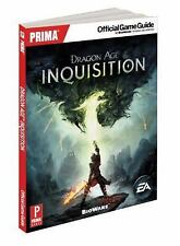 Dragon Age Inquisition : Prima Official Game Guide by David Knight (2014, PB)
