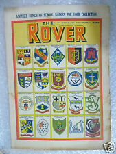 THE ROVER Comic, No.1344, 31st March 1951