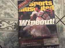 "SCOTT BROSIUS AUTOGRAPHED 1999 SPORTS ILLUSTRATED/YANKEES ""WIPEOUT"""